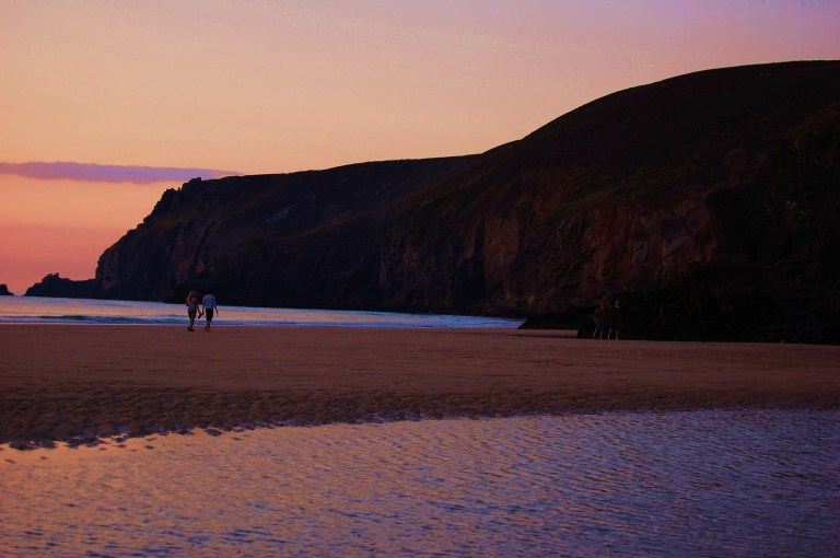 Chapel Porth couple 5